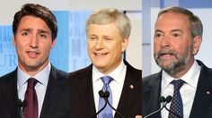 ELECTION QUIZ: Can you match the sound bite to the party leader?