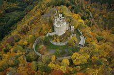 Castle Ruins, Austria, Statue Of Liberty, Medieval, Places To Go, St Martin, Travel, Destinations, Spaces