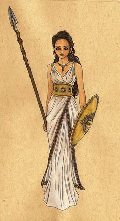 Athena Picture, Athena Image