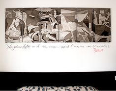 """Check out new work on my @Behance portfolio: """"Picasso - Wallpainting"""" http://be.net/gallery/35819397/Picasso-Wallpainting"""