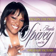 Angela Spivey - Eyes on The Prize