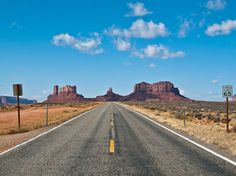 Décor de film sur la route de Moab, Utah, Etats-Unis