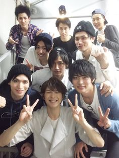 For love of Stage Play Haikyuu!! Main tags are #faq, #backstage, #gifs, #scans, then individual...