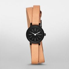Hagen Leather Double Wrap Watch  85a5729da730