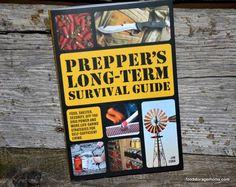 Prepper's Long-Term Survival Guide Review | #prepbloggers #book #review