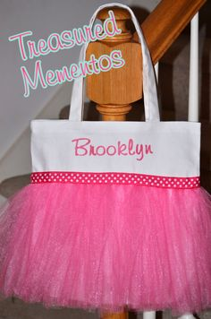 TuTu Large Tote Bag!! :o)