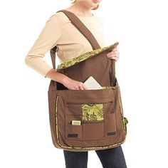 McCall's Sewing Pattern  M5824  Designed by Jennifer Lokey  Dated 2009    Bags and Laptop Cover  Package includes patterns and instructions for bags A, B, 16-1/2