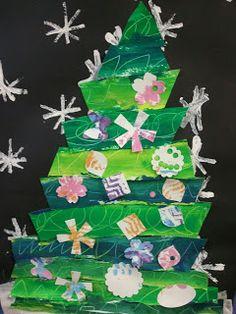 Christmas Tree Cut Outs
