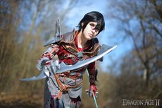https://flic.kr/p/LLPSXX | Getting Tired Of Teaching These People - Female Hawke Dragon Age 2 | Photographer: M&M Photographic www.facebook.com/MM-PhotoGraphic-192194530904790  Edit by me     Me (www.facebook.com/DarkWingsTira / www.drosseltira.deviantart.com ) as Marian Hawke from Dragon Age II #da #daii #da2 #rogue #thief #mantle #champion #kirkwall #fem #garrett #armor #costume #cosplay #outfit #suit #finesse #spider #heart #bioware #cosplayer #inquisition