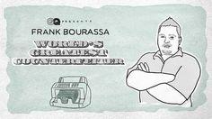 天才偽札師フランクブーラッサ2億5000万ドルの偽札を作った男