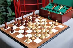 awesome The Imperial Collector Chess Set, Field, & Board Mixture