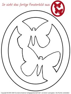 Butterfly Crafts, Flower Crafts, Kirigami, Mushroom Crafts, Diy And Crafts, Crafts For Kids, Scroll Saw Patterns Free, Punch Needle Patterns, Stencil Templates