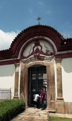 Ouro Preto - Minas Gerais - Brasil  Parece mesmo em Portugal!