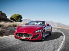 El Maserati Gran Cabrio es el modelo menos vendido de la prestigiosa marca italiana. En 2014 solamen... - Getty Images