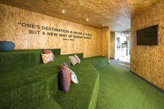 Green office designs! www.CorporateCare.com