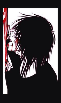Jeff The Killer... you love blood so much Jeff