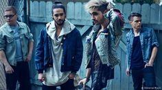 Photo: UNIVERSAL Music Revenu sur le devant de la scène en 2014 avec l'album, Kings of Suburbia, le groupe allemand, Tokio Hotel, est en studio pour enregistrer un nouvel opus. Ce disque devrait sortir en 2016. Il n'y aura donc pas de retraite anticipée...