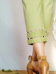 Kurti Sleeves Design, Sleeves Designs For Dresses, Dress Neck Designs, Stylish Dress Designs, Blouse Designs, Salwar Designs, Kurti Neck Designs, Kurti Designs Party Wear, Sleeve Designs
