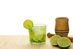 Toast to the upcoming Brazilian-based Olympic Games with the Caipirinha de Uva cocktail featuring cachaça, the national spirit of Brazil. Prosecco adds a celebratory touch to the drink and is a simple upgrade to the classic libation that's enjoyed throughout the hosting country. This recipe is courtesy of Prosecco DOC.