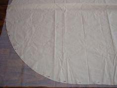 how to make a mantilla veil