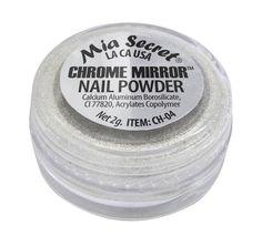 Mia Secret Chrome Mirror Nail Powder 2g
