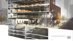 Check Out These 9th & Thomas Renderings From Olson Kundig - Renderings Revealed - Curbed Seattle