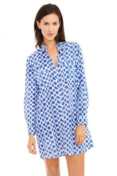 Roberta Roller Rabbit shirt dress
