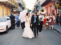 A New Orleans Wedding by Rachel Thurston - Southern Weddings Wedding Themes, Wedding Styles, Wedding Photos, Wedding Decorations, Wedding Ideas, Wedding Rustic, Wedding Stuff, Southern Chic Weddings, Unique Weddings
