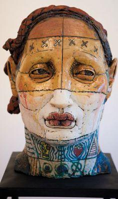 Emerging Artist 2012: Kelly Garrett Rathbone (ceramic)