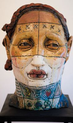 Emerging Artist 2012: Kelly Garrett Rathbone (ceramic)