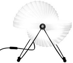 Lampe de table Eclipse Blanc - Objekto