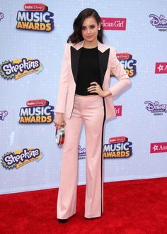 Sofia Carson at 2015 Radio Disney Music Awards...