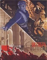 Image result for Russian Revolution poster