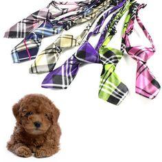 Fashion Cachorro Gato animal de estimação adorável adorável, querido Grooming Gravata Gravata Ajustável