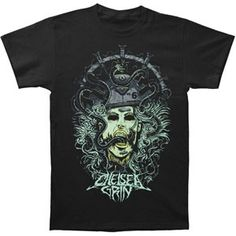 Chelsea Grin Number 6 T-shirt