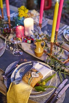 COLOURFUL RUSTIC SCANDINAVIAN STYLE WEDDING IDEAS