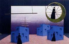 Le Grande Macabre, Opera  Composed by Gyogy Ligeti  Scenography: Peter Corrigan, Edmond and Corrigan  Director: Barry Kosky  Komische Opera, Berlin, 2003