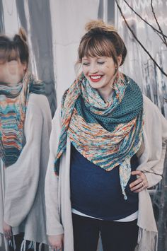 Free and This Winter Best Crochet Shawl Pattern Ideas for 2020 Part 11 ; crochet shawls and wraps; Knitted Shawls, Crochet Shawl, Knit Crochet, Lace Shawls, Knitted Scarves, Knit Cowl, Easy Crochet, Free Crochet, Shawl Patterns