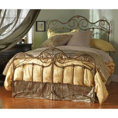 Wesley Allen Stonehurst King Bed WA-CB7162K