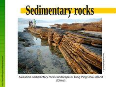 sedimentary rocks (Slideshare)
