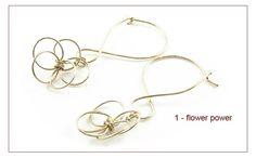 Love Power - cercei Ichiban din sarma de AUR 14K GF, Cristale Swarovski® 2,5 mm, realizati manual, produs romanesc 100%, serie mica sau unicat, la doar 105 RON in loc de 210 RON  Vezi mai multe detalii pe Teamdeals.ro: Love Power - cercei Ichiban din sarma de AUR 14K GF, Cristale Swarovski® 2,5 mm, realizati manual, produs romanesc 100%, serie mica sau unicat, la doar 105 RON in loc de 210 RON The Power Of Love, Flower Power, Swarovski, Bracelets, Jewelry, Jewlery, Jewerly, Schmuck, Jewels