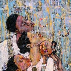 April Wilson Harrison | Featured art by April Wilson Harrison. | Black History