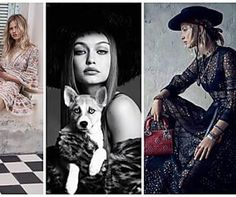 Week in Review | Gigi Hadid's New Cover, Zimmermann's Resort Ads, Jennifer Lawrence for Dior + More
