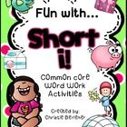 Teaching short vowels??? This super fun pack includes a full-color short i anchor chart and 8 ready-to-go printable activities, including an emerge...