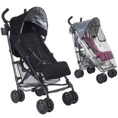 UPPAbaby G-Luxe Stroller With Rain Shield - Jake (Black)
