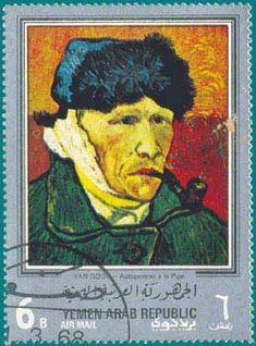Yeman Republic (1968) Van Gogh