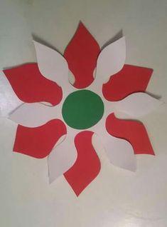 Mindjárt itt a március Készültem néhány ötlettel erre az alkalomra is; Home Crafts, Diy And Crafts, Crafts For Kids, Paper Crafts, School Projects, Projects To Try, Independance Day, Bunny Crafts, Republic Day