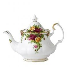 Royal Albert Old Country Roses Theepot 0,80ltr