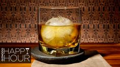 How That Ice Ball in Your Cocktail Inspired a Cool Physics Experiment General Physics, Physics Experiments, Cocktails, Drinks, Bartender, Chemistry, Discovery, Ice, Cool Stuff