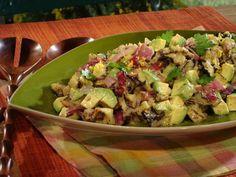 Grilled Eggplant Salad from FoodNetwork.com